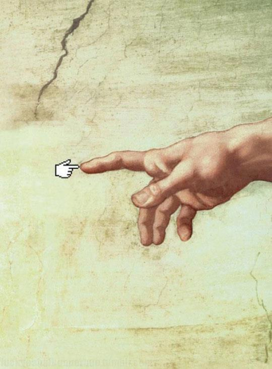 Creation of Digital Adam